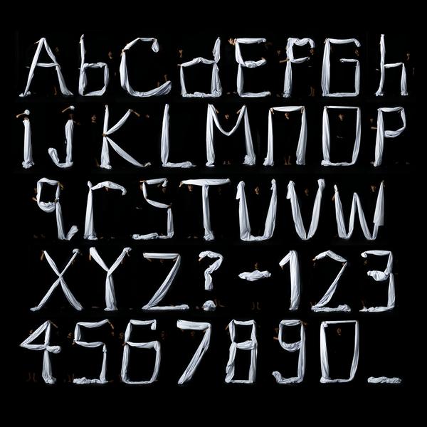 Tipografías entre sábanas