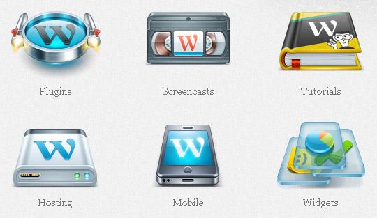 100 Temas de WordPress