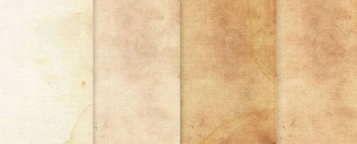Texturas papel para Photoshop