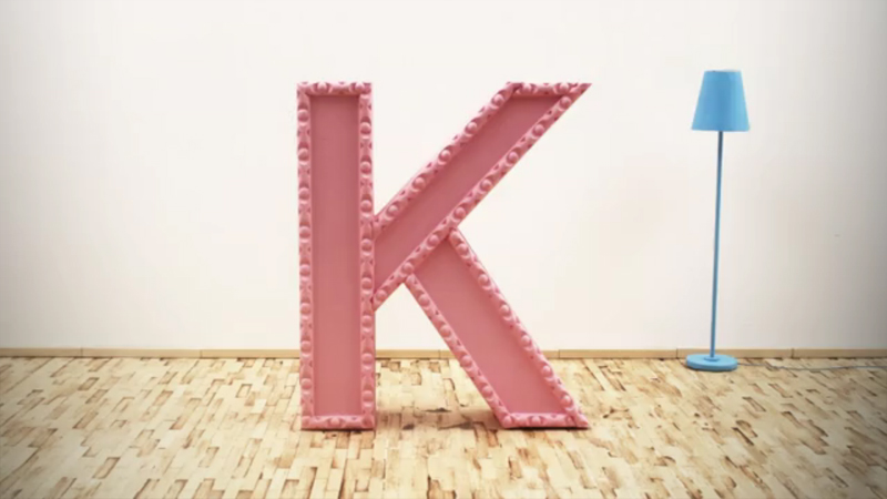 The Alphabet 2 – Motion Graphics