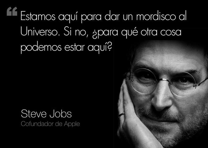 Steve Jobs, gran pensador y mejor persona
