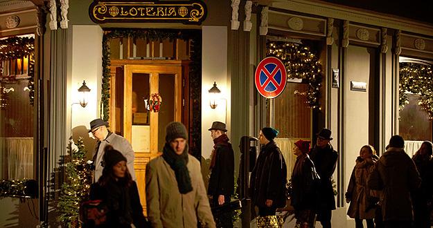 La Fábrica de Sueños – Lotería de Navidad