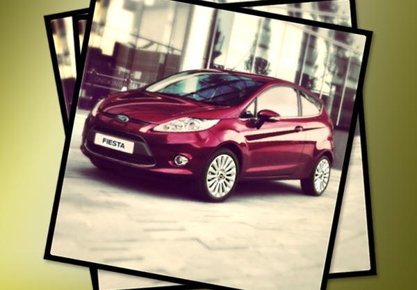 Fiestagram: Ford acerca Instagram a uno de sus coches estrella