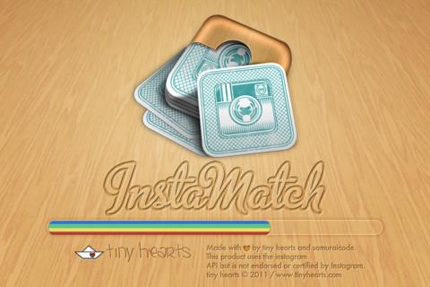 InstaMatch es el Memory de Instagram