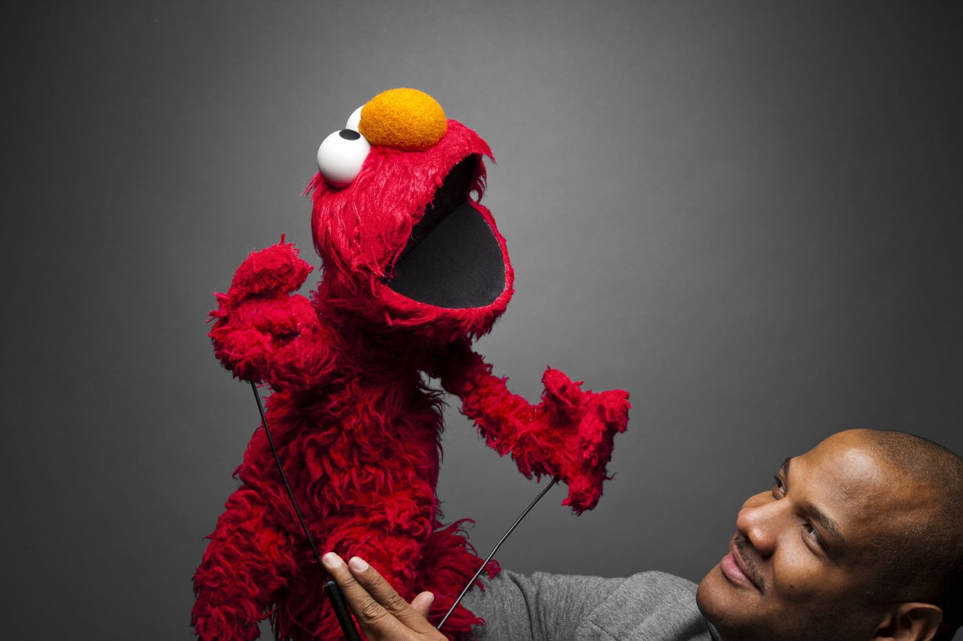 Being Elmo, un documental