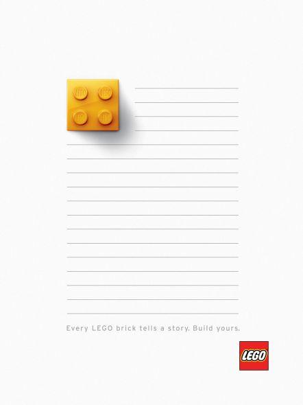 Lego crea una campaña viral por un juguete perdido