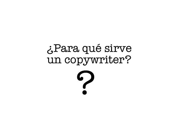 ¿Qué es un copywriter?