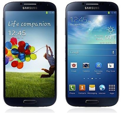 Las grandes novedades que Samsung ha presentado en el Galaxy S4
