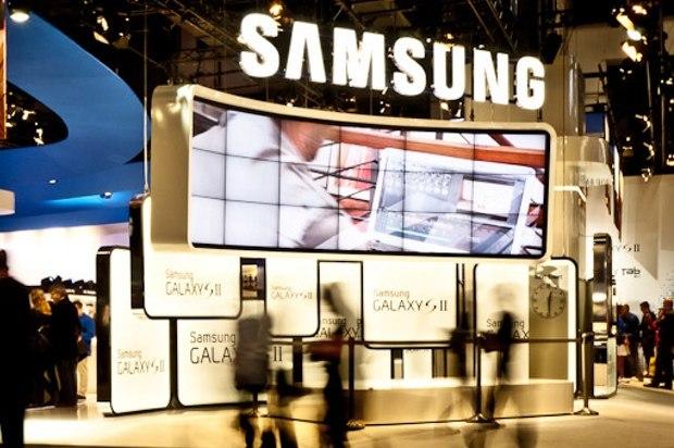 Samsung supera a Apple