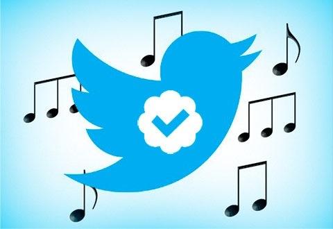 La nueva aplicación musical de Twitter