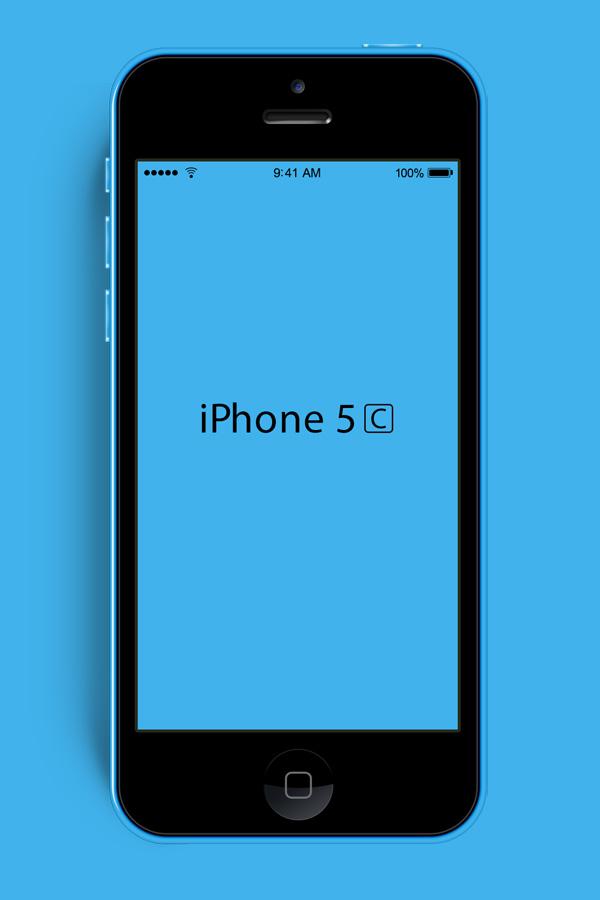 Mockups del iPhone 5C