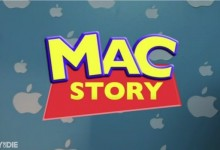Mac Story: Toy Story protagonizada por el iPhone 5