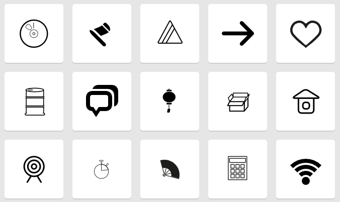 FlatIcon: Iconos en formato Vector
