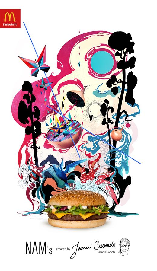 McDonalds – Nam's