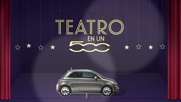 Leo Burnett transforma al Fiat 500 en un teatro