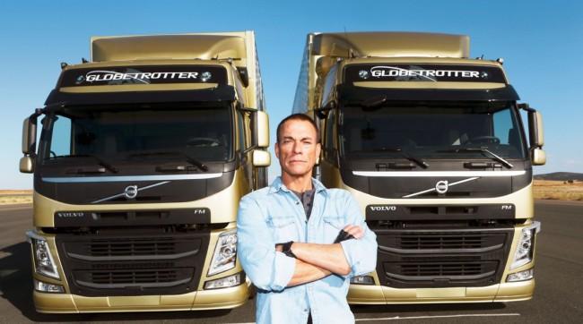 Jean-Claude Van Damme protagoniza un viral de Volvo
