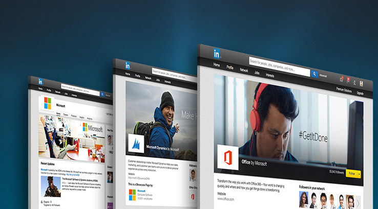 "LinkedIn anuncia una nueva función: ""Showcase Pages"" para marcas y productos"