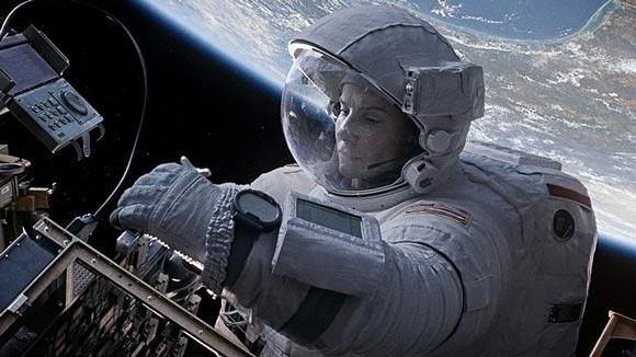 Gravity y sus efectos visuales