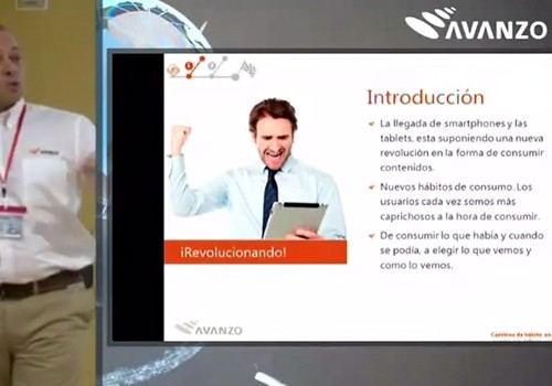 Pablo San Prudencio: Movilización de Contenidos