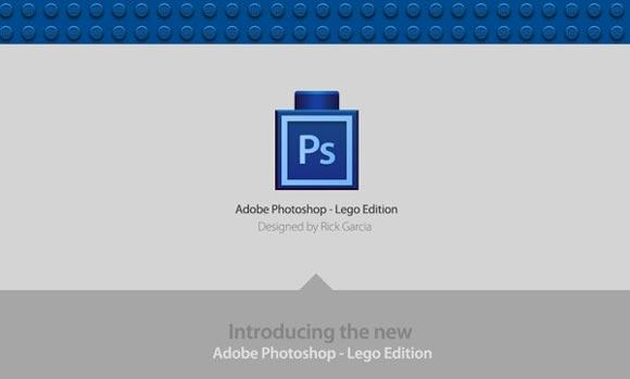 Photoshop – Edición Lego