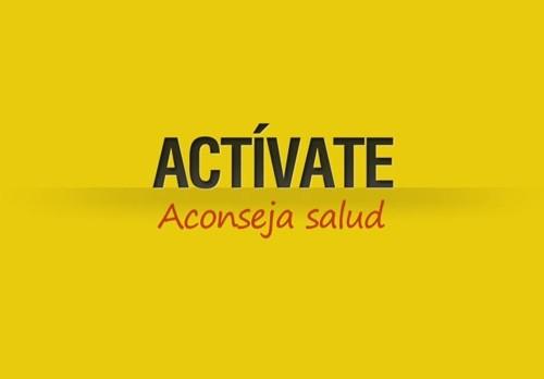Promo Actívate, aconseja salud