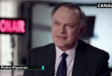Las Caras de la noticia, en Canal +