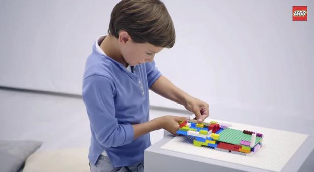 Lego crea un experimento para ver hasta dónde llega la creatividad de los niños