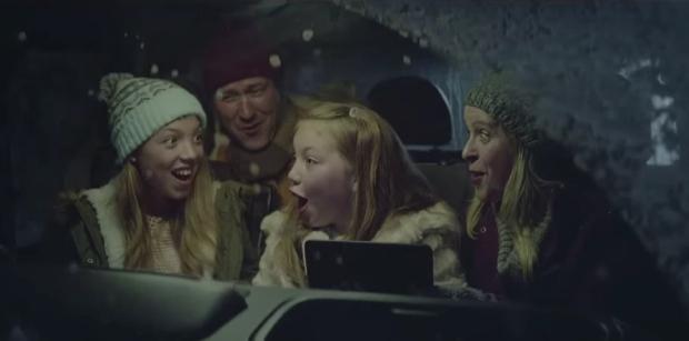 Vodafone utiliza la banda sonora de Frozen para sus anuncios