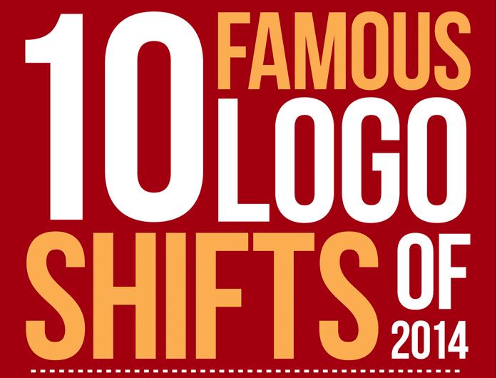 Los 10 logos conocidos rediseñados en 2014