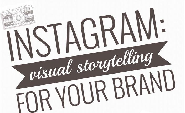 Utiliza Instagram como narración visual de tu marca