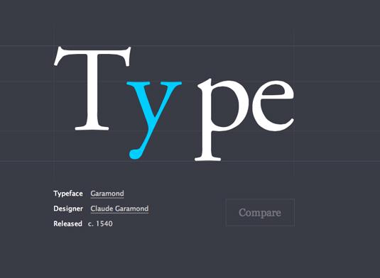 Consejos tipográficos para profesionales