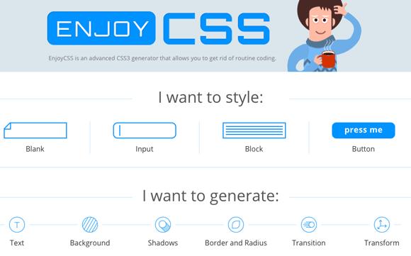 Generadores de CSS que te pueden ayudar en la producción