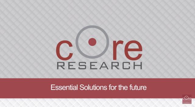 Core Research son estudios de mercado para el sector farma