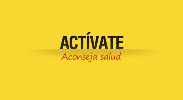 Actívate - Aconseja Salud. Programa formativo