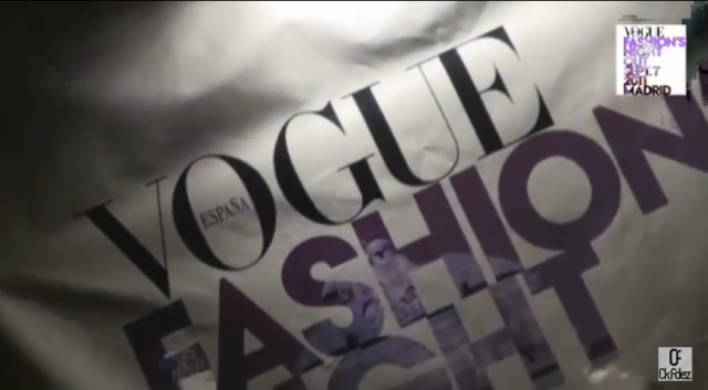 Vogue Madrid Fashion Night Out