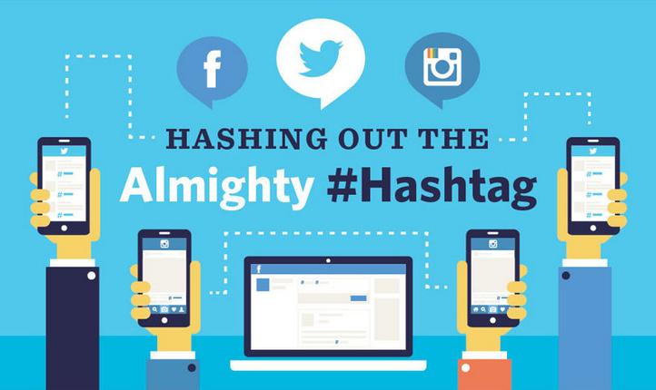 Consejos para una campaña exitosa utilizando hashtags