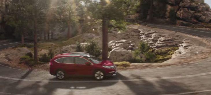 Honda y su spot infinito