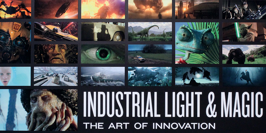 Industrial Light & Magic – 40 años creando lo imposible