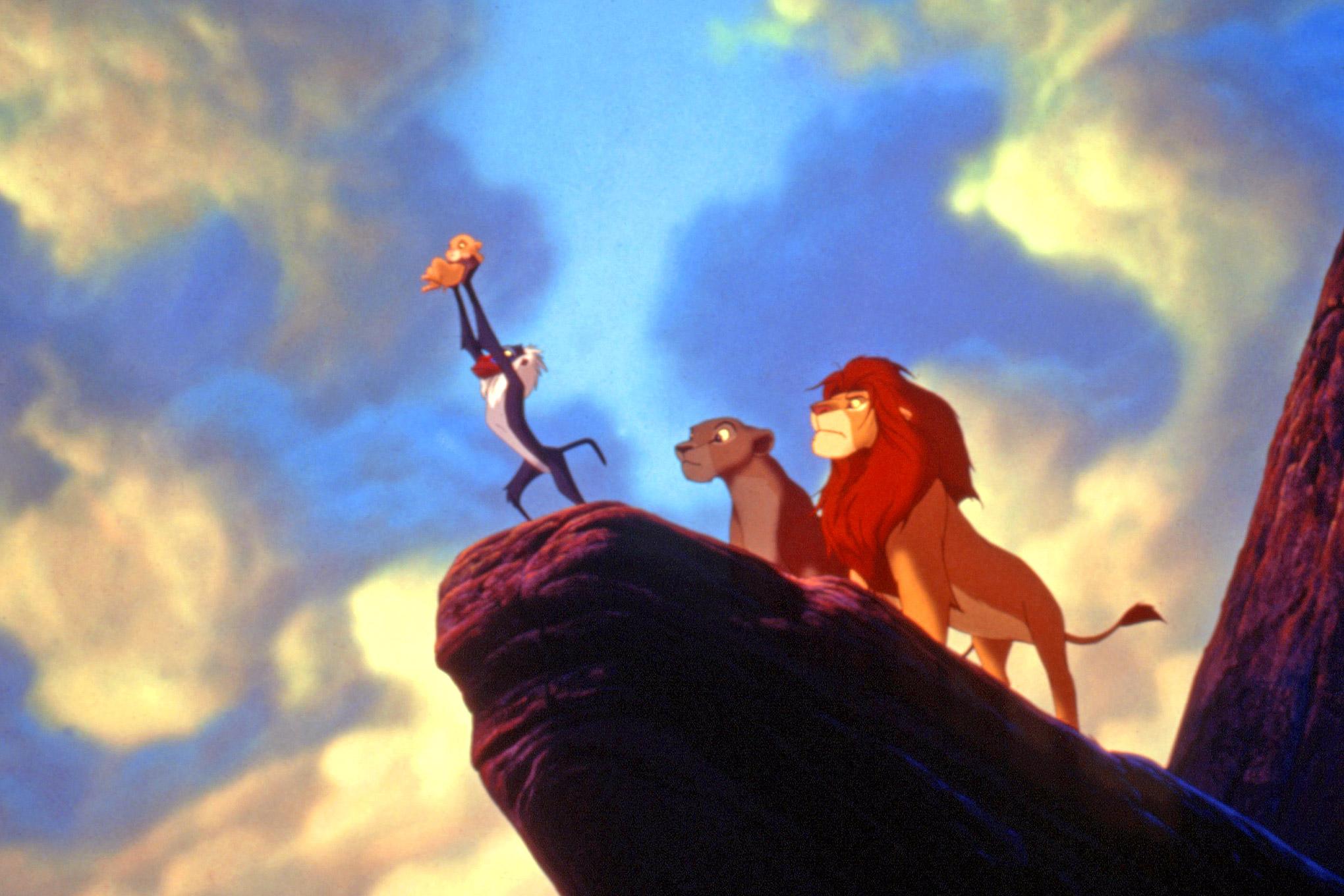 Supercut con las mejores películas de Disney