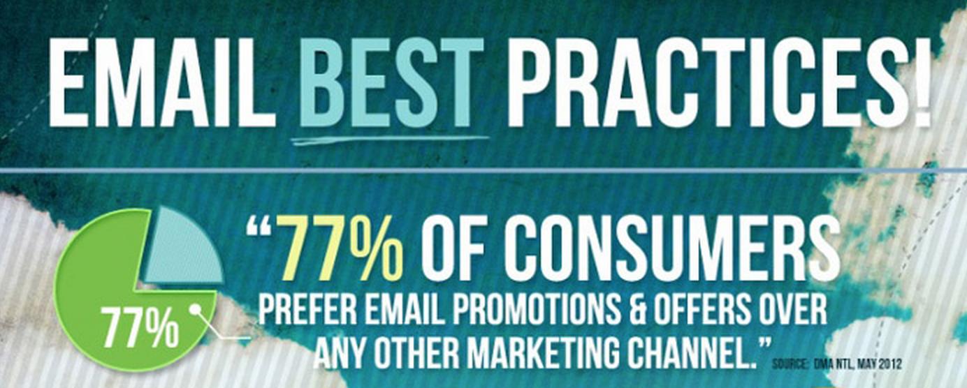 Mejores prácticas para email marketing