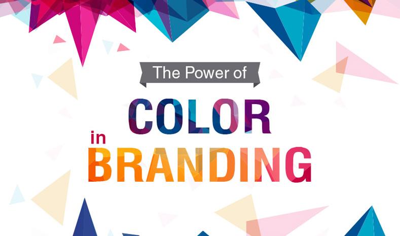 """El poder del color en las marcas """"branding"""""""