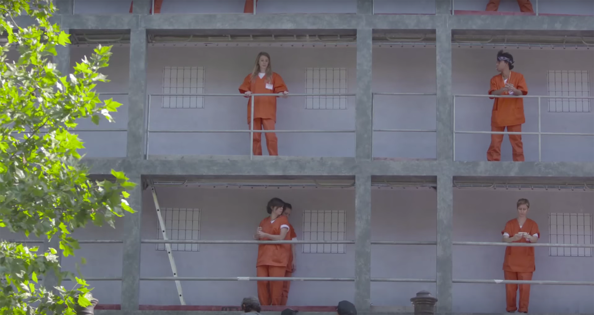 Netflix: Promo de Orange Is the New Black