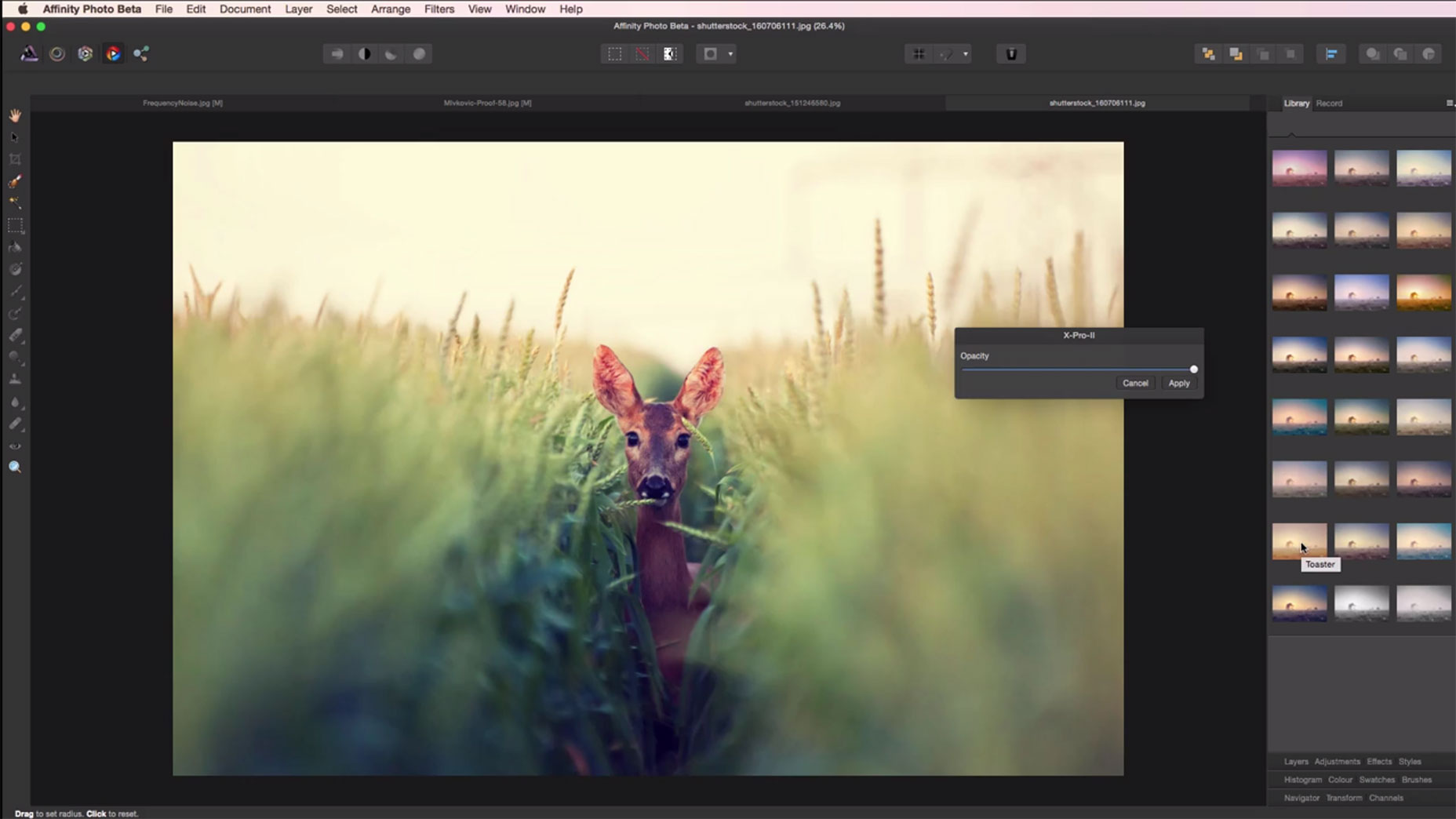 Affinity Photo, la competencia definitiva de Photoshop