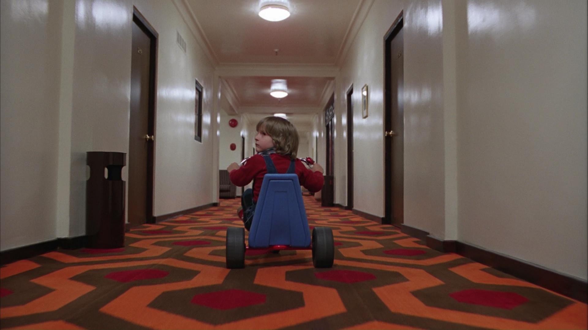 Un homenaje a los travellings de Stanley Kubrick
