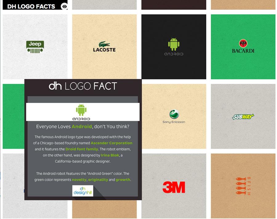 Conoces la información oculta de estos logos famosos