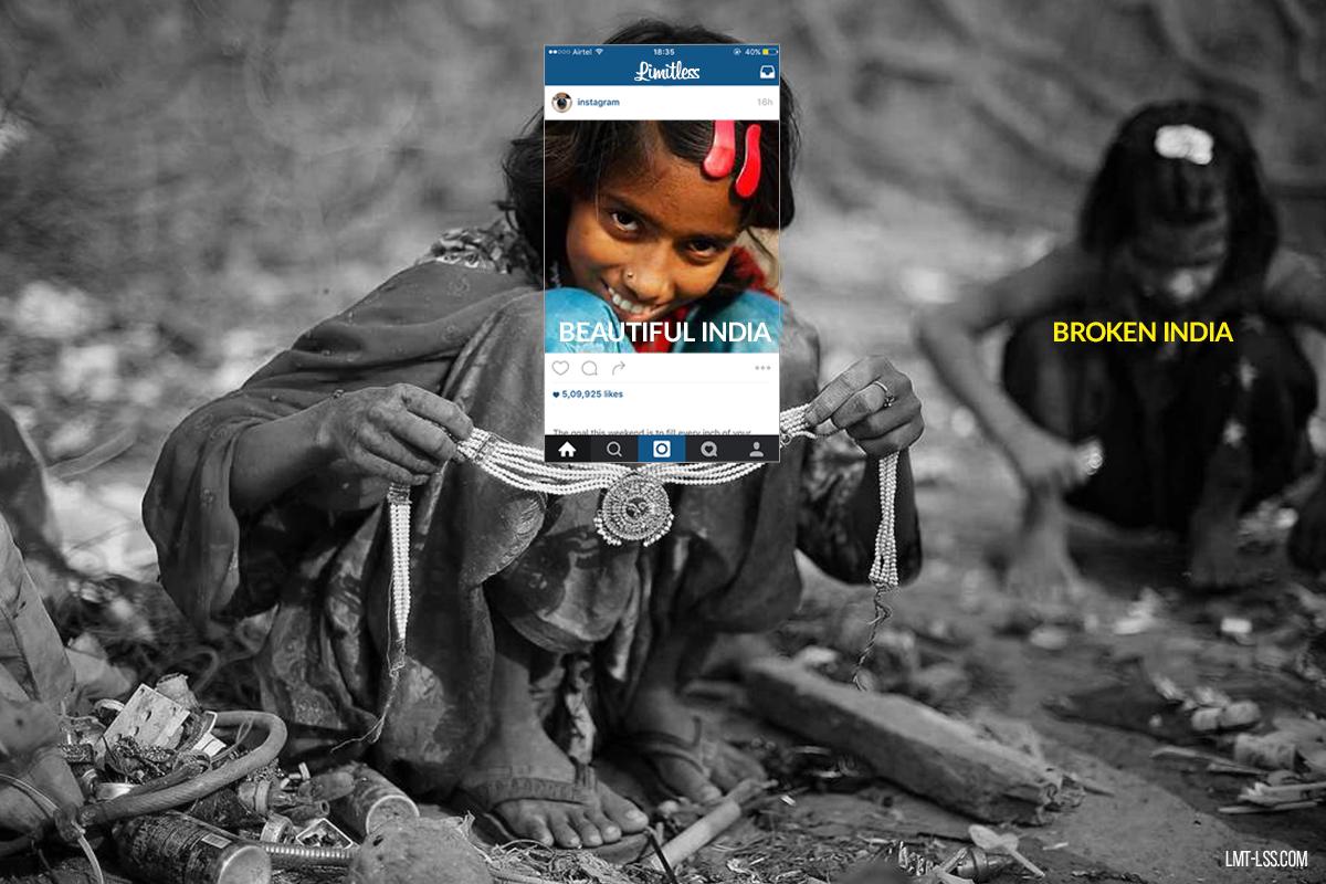 Broken India, la realidad detrás de las fotos del viaje