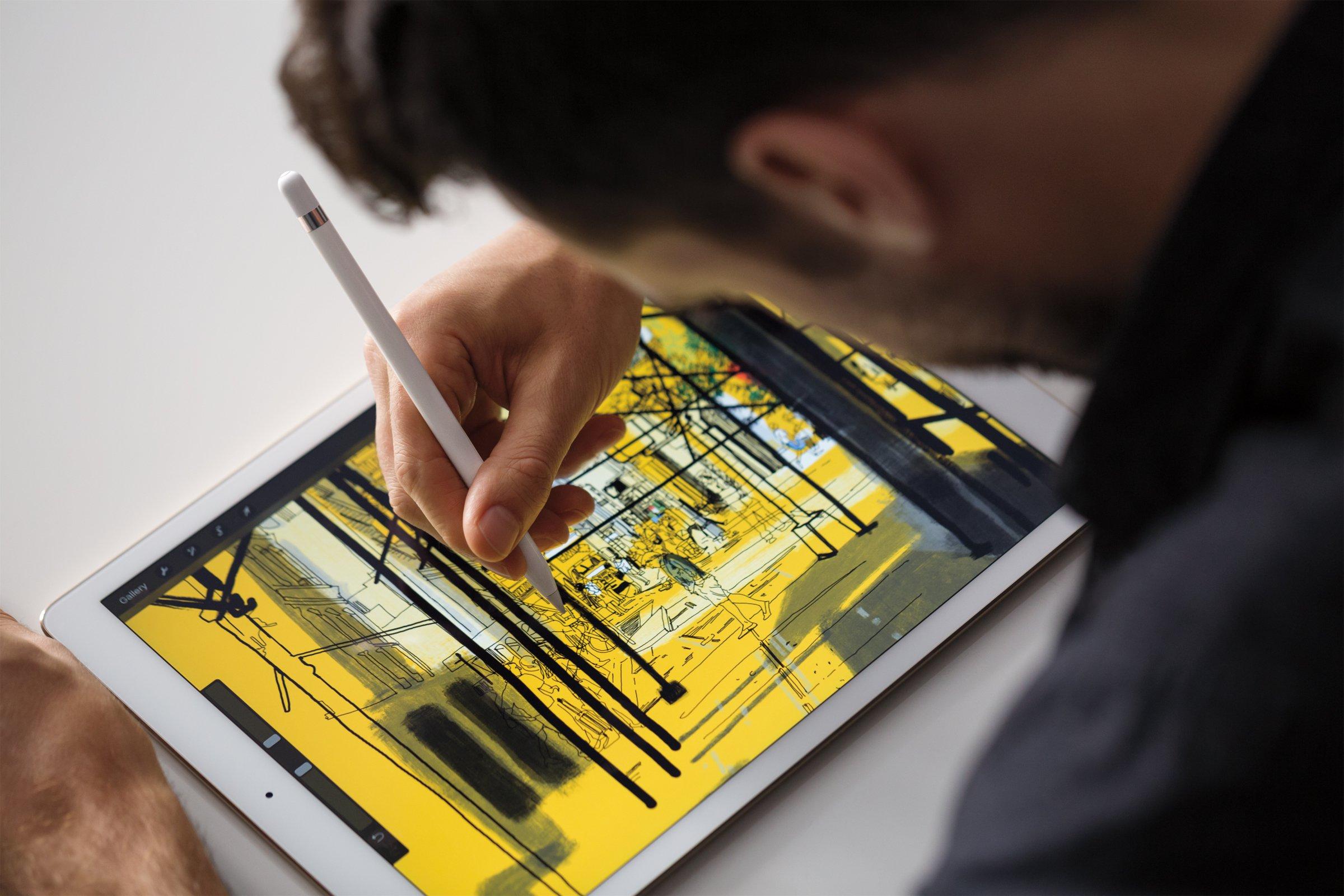 Apple y el nuevo iPad Pro, 12,9 pulgadas para creativos