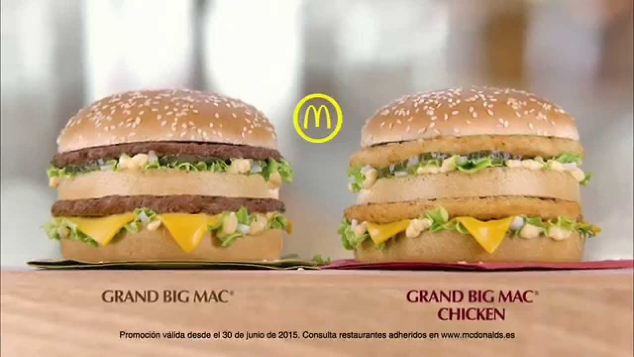 McDonalds - Grand Big Mac Bacon