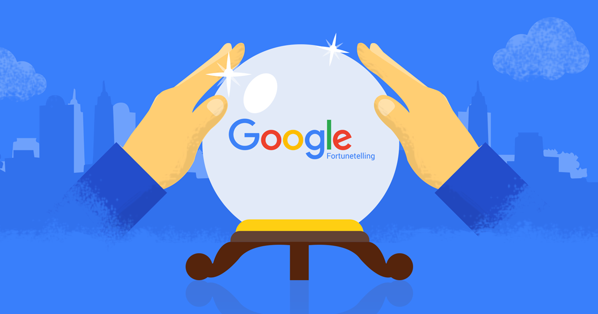 Google fortunetelling predice tu futuro