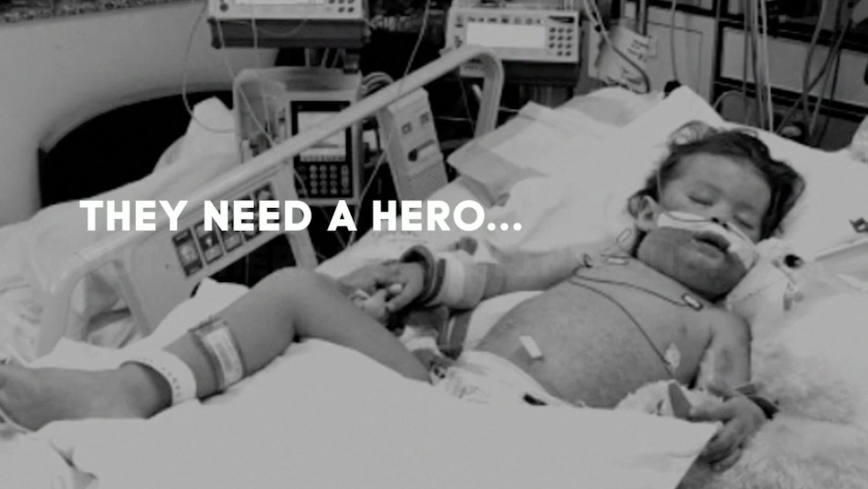 Bone Marrow Registry: Donde encontrar un héroe